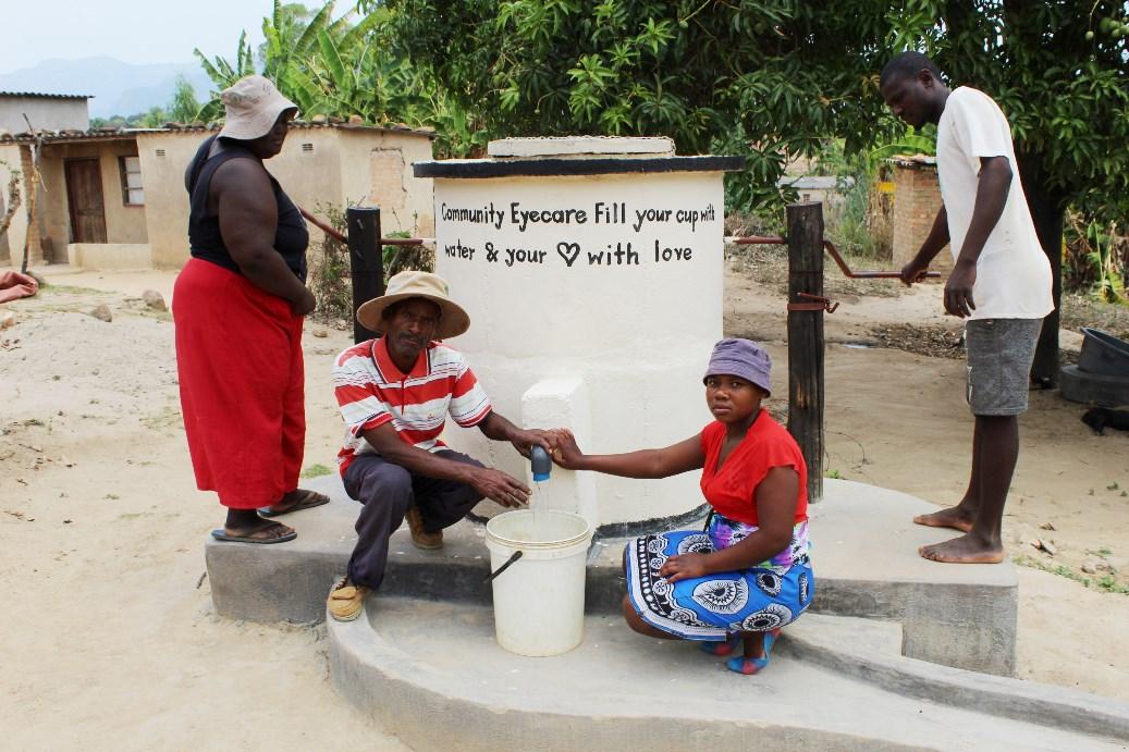 AquaAid Water Cooler Zimbabwe